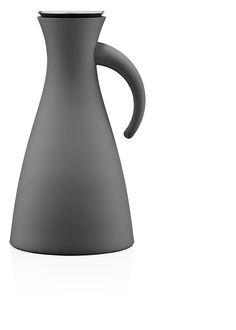 Vacuum jug matt grey by Eva Solo