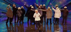 This Elderly Group's Performance Is Not What You'd Expect
