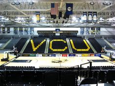 Stuart C. Siegel Center. Virginia Commonwealth University. Richmond, VA.