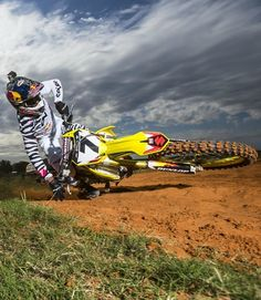 A mega Bubba Scrub from James Stewart.