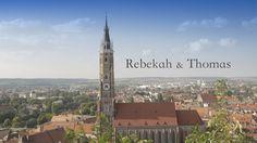 Indian-German Wedding | Burg Trausnitz Bavaria | Bloomsbury Films