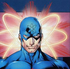 The Atom by Mark Bagley