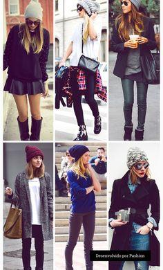 11 looks de inverno com vestido para você arrasar!