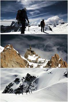 Arc'teryx Alpine Arc'ademy - my dream!(www.alpinearcademy.com/)