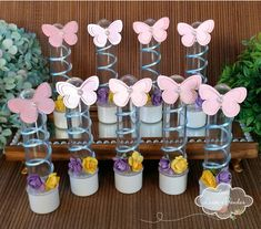 Butterfly Birthday Party, 4th Birthday Parties, Baby Birthday, Girl Shower, Baby Shower, Skin Paint, Candle Stand, Mothers Day Crafts, Baby Party
