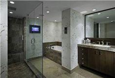 Contemporary (Modern, Retro) Bathroom by Susan Fredman