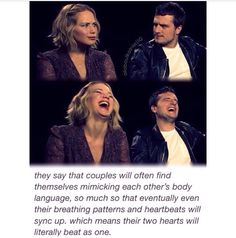 FRICKIN OTP This is happen with Joshifer they just don't know it