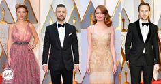 Los 28 Famosos Mejores Vestidos De La Alfombra De Los Óscars 2017 #MejoresAtuendos
