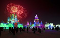 Harbin International Ice & Snow Sculpture Festival