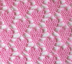 Diy Crafts - Crochet Lace Edging For Shawl New Id - Diy Crafts - Marecipe Crochet Lace Edging, Crochet Diagram, Love Crochet, Filet Crochet, Crochet Shawl, Crochet Stitches Patterns, Crochet Designs, Stitch Patterns, Crochet Heart Blanket