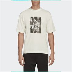 Y-3 Alleyway Graphic T-Shirt Graphic T Shirts, Streetwear, Yohji Yamamoto, Tokyo, Drawings For Boyfriend, T-shirts Graphiques, Shirt Pins, Spring Outfits Women, Alleyway