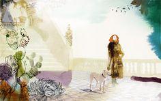daniel egneus illustration illustrator seven