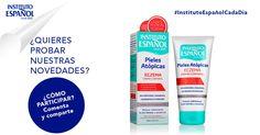Participa para  ganar una de las CINCO Cremas Eczema Pieles Atópicas