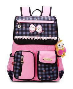 Visit to Buy  Cute Girls School Bags Children Orthopedic Primary School  Backpack satchel kids book bag Princess Schoolbag Mochila Infantil 00937bd762360
