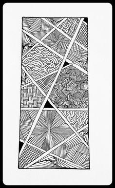 doodle art patterns / doodle art + doodle art journals + doodle art for beginners + doodle art easy + doodle art drawing + doodle art creative + doodle art patterns + doodle art letters Doodle Zen, Zen Doodle Patterns, Doodle Art Designs, Doodle Art Drawing, Zentangle Drawings, Cool Art Drawings, Mandala Drawing, Zentangle Patterns, Doodles Zentangles