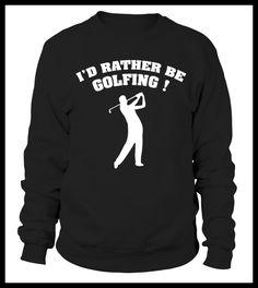 golf golfer golfing putt golfclub tiger sport player shirt (*Partner Link)