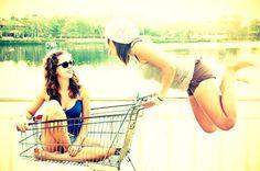 best friend pictures | best friend, friends, girls - inspiring picture on Favim.com