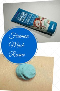 Icy Nails: Bargain Beauty! Freeman Anti Stress Dead Sea Minerals Mask Review. #skincare #mask #freeman #bblogger #bbloggers #bblogcoalition #review via @Erika Costello