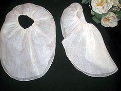 Muslin ruffles c.1760