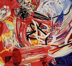 James Rosenquist (November 1933 — March was an American artist and one of the protagonists in the pop art movement. Drawing from his background working in sign painting, Rosenquist's… James Rosenquist, Pop Art Artists, Claes Oldenburg, Pop Art Movement, Jasper Johns, Above The Clouds, Andy Warhol, Painted Signs, American Artists