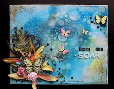 Don't Fly - Soar canvas
