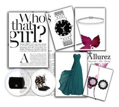 """""""Allurez 9."""" by fashionunion-1 ❤ liked on Polyvore featuring Allurez and Chanel"""