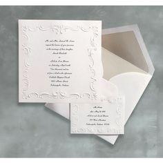 Victorian Elegance Wedding Invitations