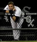 All of my tears :'( ... Miss you already, A.J.  You'll always be a Chicago White Sox to me!!!