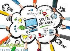 #ilegendtech #Social_Media_Networking Social Media Networking | iLegend Technologies The creation and sharing of data and thoughts in online groups that we got to by means of versatile and electronic technologies. A social structure comprising of people or gatherings who are associated with each other. Informal organization benefits radically diminish the hindrances and turned out to be greatly well known.  http://www.ilegendtech.com/ Contact Us: +92 334 9930 827 Skype: iLegend Technologies