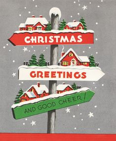 Find images and videos about christmas, greetings and love christmas on We Heart It - the app to get lost in what you love. 1950s Christmas, Old Christmas, Old Fashioned Christmas, Christmas Holidays, Christmas Decor, Rustic Christmas, Primitive Christmas, Modern Christmas, Christmas Quotes