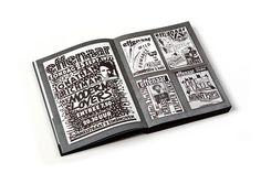 Editorial design : 40 years Effenaar book ::: Portfolio Nils Mengedoht 30 by nilsmengedoht, via Flickr