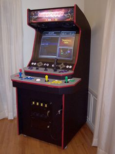 How to Build a Kick-Ass MAME Arcade Cabinet from an Old PC - Page 1 | Maximum PC