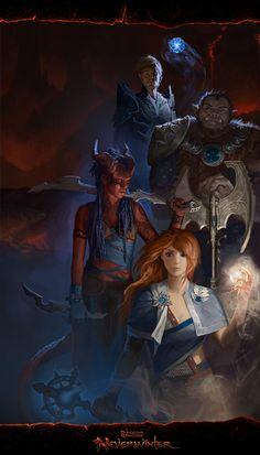 Neverwinter: Guild by Arteche on deviantART