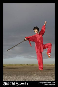 Tai Chi Sword 1 by Ozphotoguy on DeviantArt