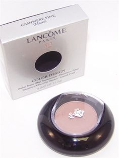 Lâncome - Color Design Eye Shadow   Shade: CASHMERE PINK $7.50
