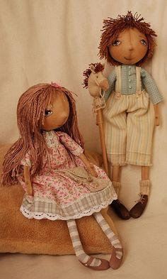 Ароматизированные куклы ручной работы. Ярмарка Мастеров - ручная работа Дилан. Handmade.