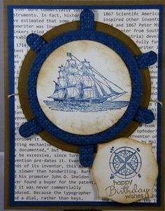 The Open Sea by mountainmom - Cards and Paper Crafts at Splitcoaststampers