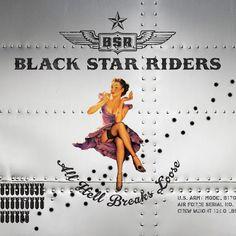 """""""BSR"""". Black Star Riders"""