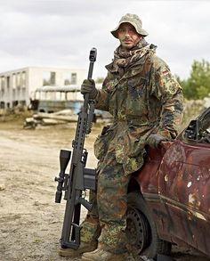 Bundeswher heavy sniper.