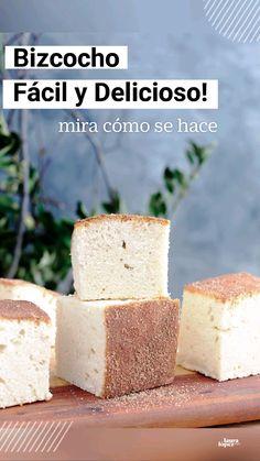 Flour Recipes, Pie Recipes, Cooking Recipes, Amazing Food Hacks, Friend Recipe, Sweet Breakfast, Spanish Food, Pound Cake, Budapest