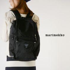 【楽天市場】marimekko マリメッコ BUDDY/ナイロン バックパック・52631-26994(全2色)(unisex)【2014春夏】:Crouka(クローカ)