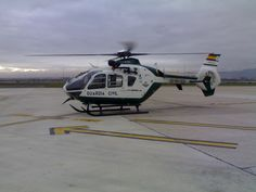 EC 135 Guardia Civil