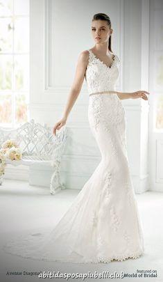 a76e5eb42899 16 Best Avenue Diagonal - Wedding Dress images