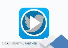 #Twitter anuncia que la duración de sus videos podrá extenderse hasta 140 segundos, ya que antes se limitaba a medio minuto, esto con el objetivo conquistar más usuarios y hacer frente a sus competidores como #Instagram y #Snapchat. #DigitalPartner