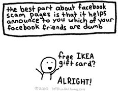 lefthandedtoons #facebook #lol