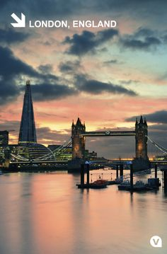 See the iconic Tower Bridge and more top attractions on your next vacation to #London!