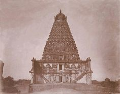 Unbelievable temple Thanjai periyakovil