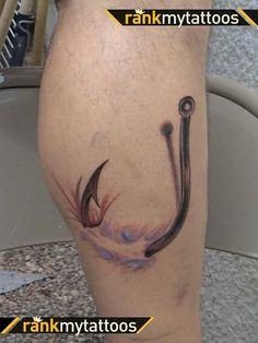 fishing tattoo - Google Search