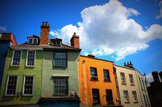 Colston Street in Bristol, Bristol