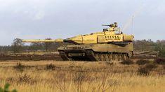 Leppard 2A7+  Arrives at QATAR